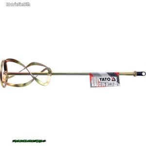 YATO 5507 Habarcs keverő 120x600 mm M14 YT-5507
