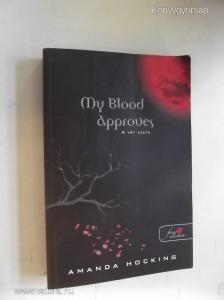 Amanda Hocking: A vér szava (*85)