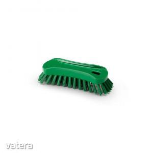 Aricasa Kézi kefe közepes nyéllel zöld 0,5mm