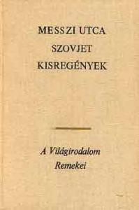 : Messzi utca (Szovjet kisregények) - Vatera.hu Kép