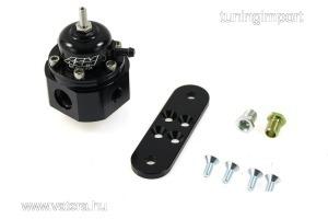 üzemanyagnyomás szabályzó AEM Elektronika 1000HP 1,5-10 Bar AN6 fekete
