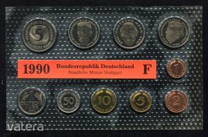 1990 F  Németország  nylon tokos forgalmi sor  BG28