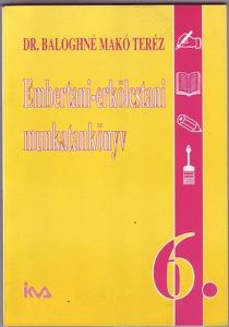 Embertani-erkölcstani munkatankönyv 6.