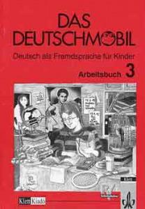 Das Deutschmobil 3. Arbeitsbuch RK-1031-02