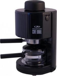Szarvasi SZV623fekete Kávéfőző 800W