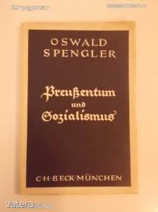 Spengler, O.: Preusstentum und Sozialismus (*610)