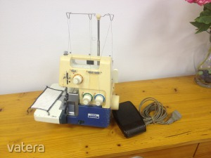 Brother, Interlock, ultralock, tisztázó, endliző, lock, varrógép