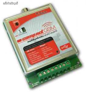 TELL Compact GSM II négysávos GSM átjelző