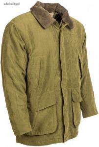 Kabát fleece mikroszálas zöld (63)